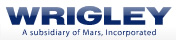 WrigleyA subsidiary of Mars Incorporated